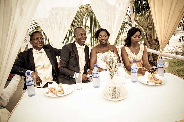 Event Photography Wedding Reception in Nungua-Accra Ghana