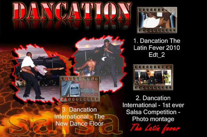 Promo TV Reality Game Show on Salsa Dancing: Dancation, The Latin Fever (based in but not restricted to Accra, Ghana)